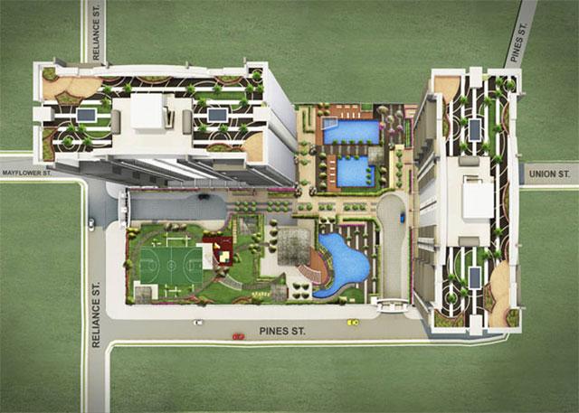 Flair Towers Site Development Plan