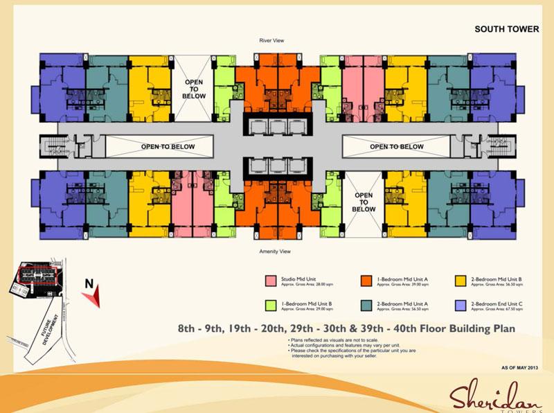 Sheridan floor layout 5