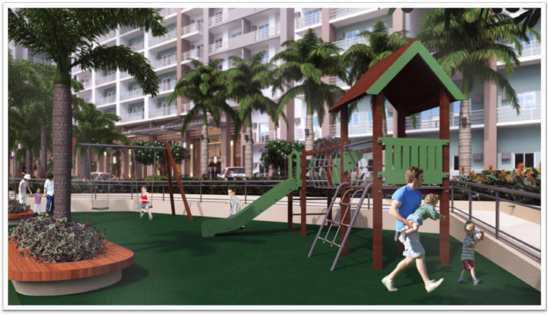 Lumiere Residences Children's Playcourt