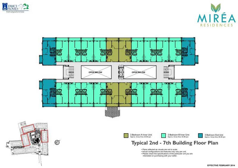 Mirea Building Floorplan