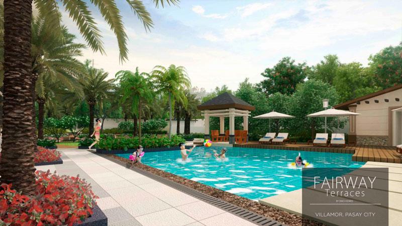 Fairway Terraces Kiddie Pool