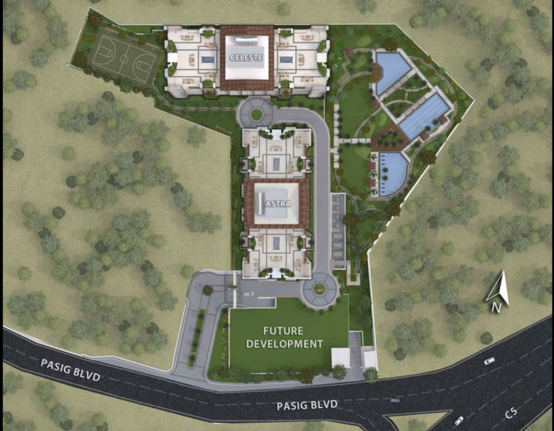 Prisma Residences Site Development Plan
