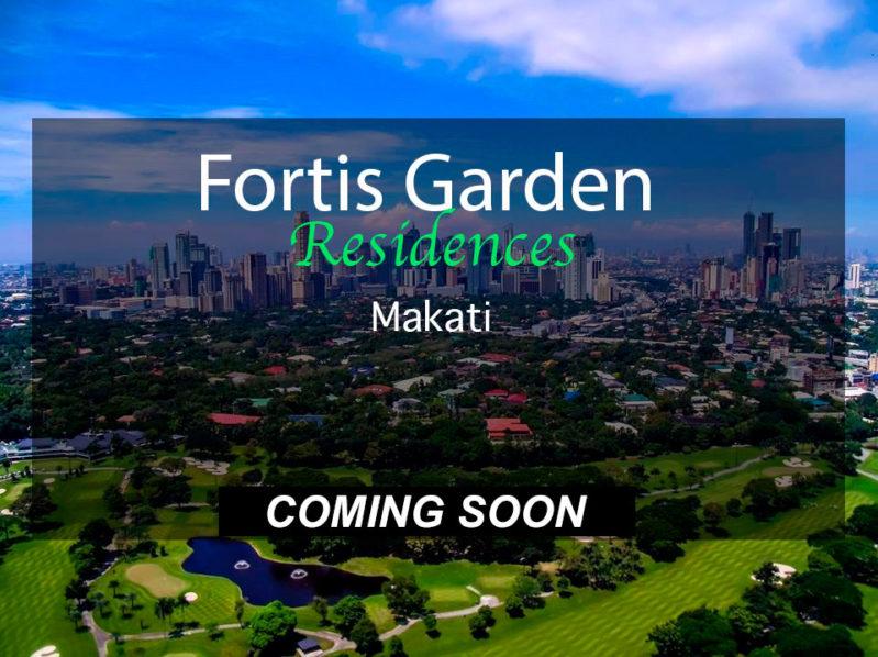 Fortis Residences DMCI Homes