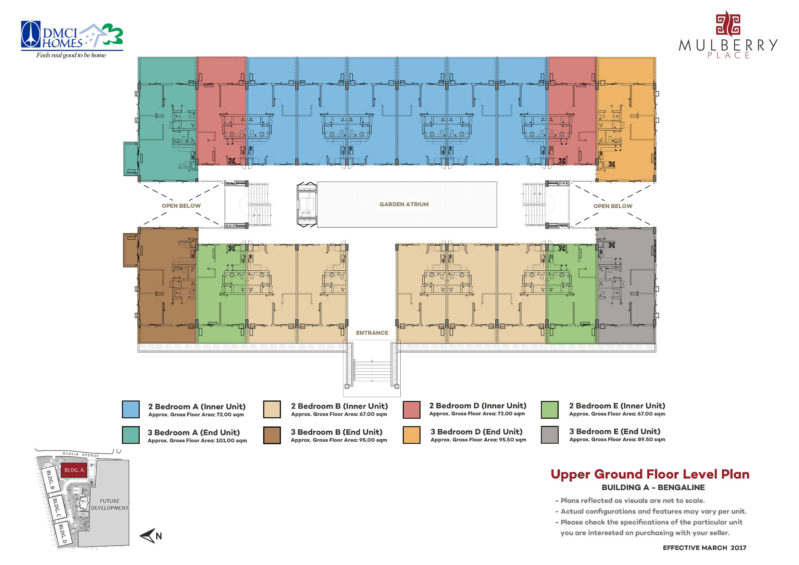 Mulberry Place Bengaline Floor Plan