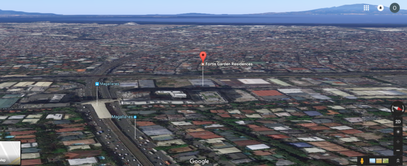 Fortis Garden Residences Location